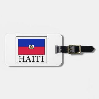 Haiti Gepäckanhänger