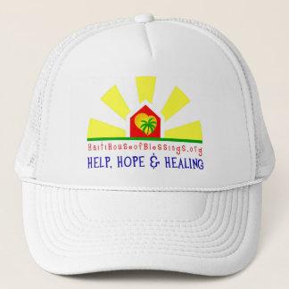 Haiti-Haus der Segen-Ball-Kappe Truckerkappe