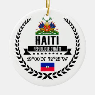 Haiti Keramik Ornament