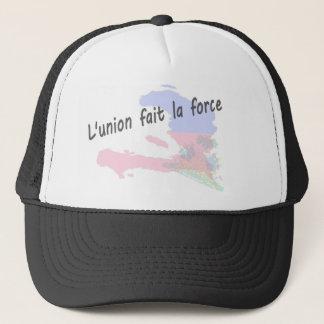 Haiti - L'union fait Lakraft Truckerkappe