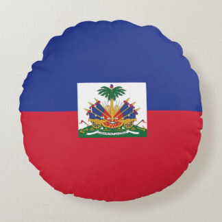 HAITI RUNDES KISSEN
