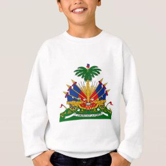 Haiti-Wappen Sweatshirt
