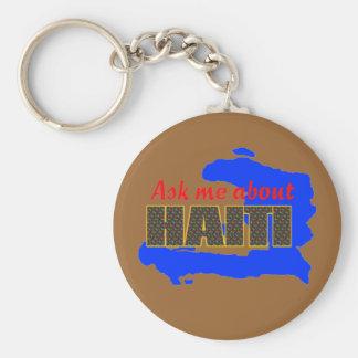 haitiaskme01 schlüsselanhänger
