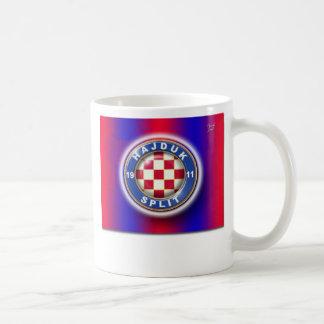 Hajduk-Hrvatska SCHALE Kaffeetasse