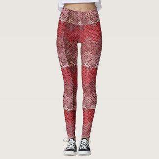 Häkelarbeit-Muster Leggings