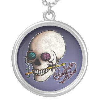 Häkeln Sie oder sterben Sie, Halskette