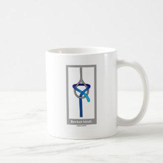 Haken-Anhängevorrichtung Kaffeetasse