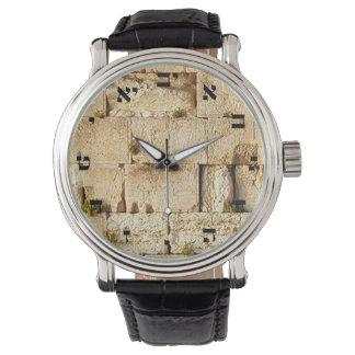 HaKotel - die Western-Wand Armbanduhr