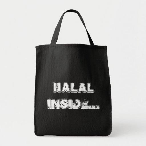 Halal Innere… - EinkaufsTaschentasche Tragetasche