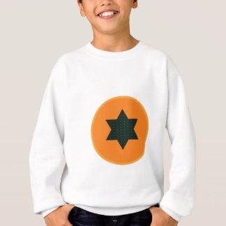 halbe Frucht des Sternes Sweatshirt