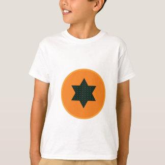 halbe Frucht des Sternes T-Shirt