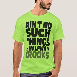 Halbe Haken T-Shirt
