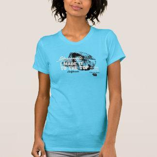 Halbe Haube IMITTT Yosemite Nationalpark T-Shirt