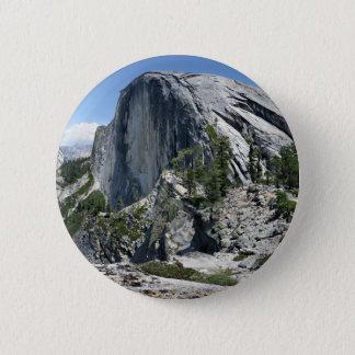 Halbe Haube und Yosemite-Tal - Yosemite Runder Button 5,1 Cm