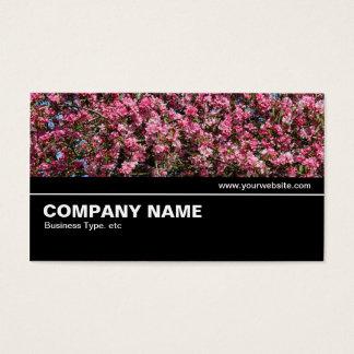 Halbe V2 - Rosa Kirschblüte Visitenkarte