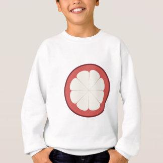 halber Fruchtentwurf Sweatshirt