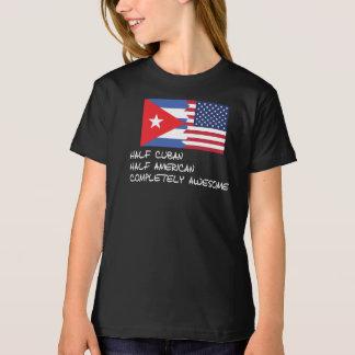 Halber Kubaner vollständig fantastisch T-Shirt