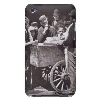 """Halber Penny gefriert, """"vom Straßen-Leben in Case-Mate iPod Touch Case"""