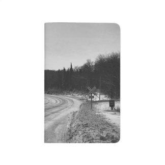 Halbinsel-Taschen-Zeitschrift Michigans obere Taschennotizbuch