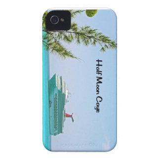 Halbmond Caye Bahamas iPhone 4 Hüllen
