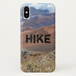 Haleakala Telefon-Kasten iPhone X Hülle