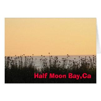 Half Moon Bay, Ca Karte