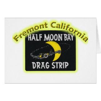 Half Moon Bay Dragstrip Karte