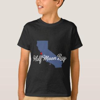 Half Moon Bay Kalifornien CA Shirt