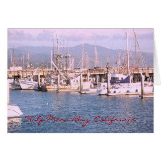 Half Moon Bay, Kalifornien Karte