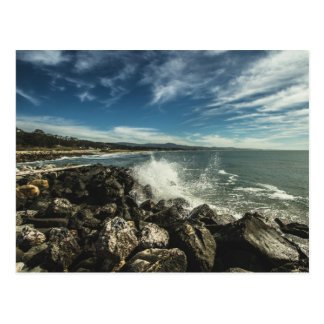 Half Moon Bay Kalifornien Postkarte