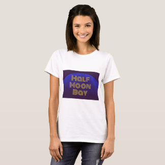 Half Moon Bay Kalifornien T-Shirt