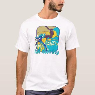 Half Moon Bay Surfen T-Shirt