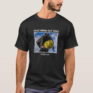 Half Moon Bay verfolgt Kalifornien T-Shirt