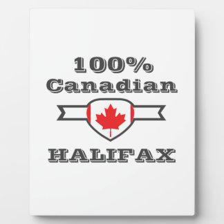 Halifax 100% fotoplatte