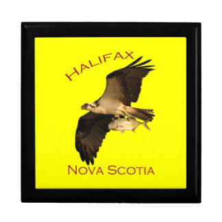 Halifax Erinnerungskiste