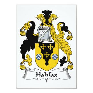 Halifax-Familienwappen