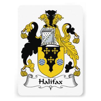 Halifax-Familienwappen Ankündigungen