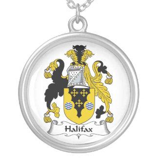 Halifax-Familienwappen Halskette Mit Rundem Anhänger