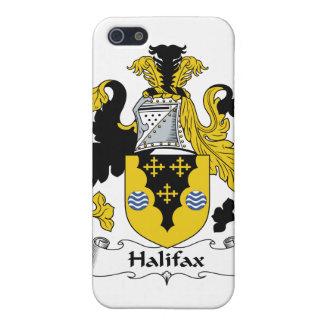 Halifax-Familienwappen iPhone 5 Hüllen