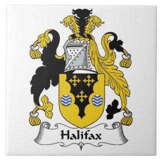 Halifax-Familienwappen Keramikkachel