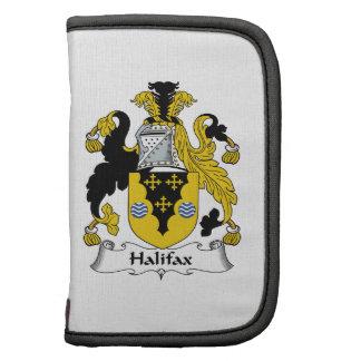 Halifax-Familienwappen Mappe