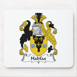 Halifax-Familienwappen Mauspads