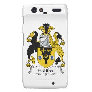 Halifax-Familienwappen Motorola Droid RAZR Cover