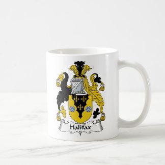 Halifax-Familienwappen Tassen