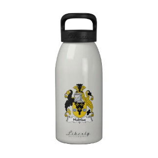 Halifax-Familienwappen Wasserflaschen