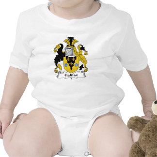 Halifax Family Crest Baby Bodysuits