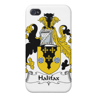Halifax Family Crest iPhone 4 Cover