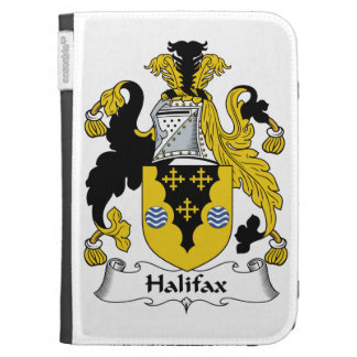 Halifax Family Crest Kindle Keyboard Case