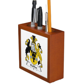 Halifax Family Crest Pencil/Pen Holder