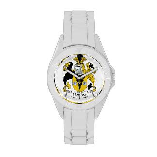 Halifax Family Crest Wristwatches